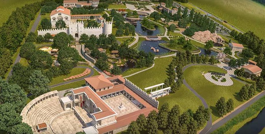 Най-големият културно-исторически парк в света отвори врати до Варна