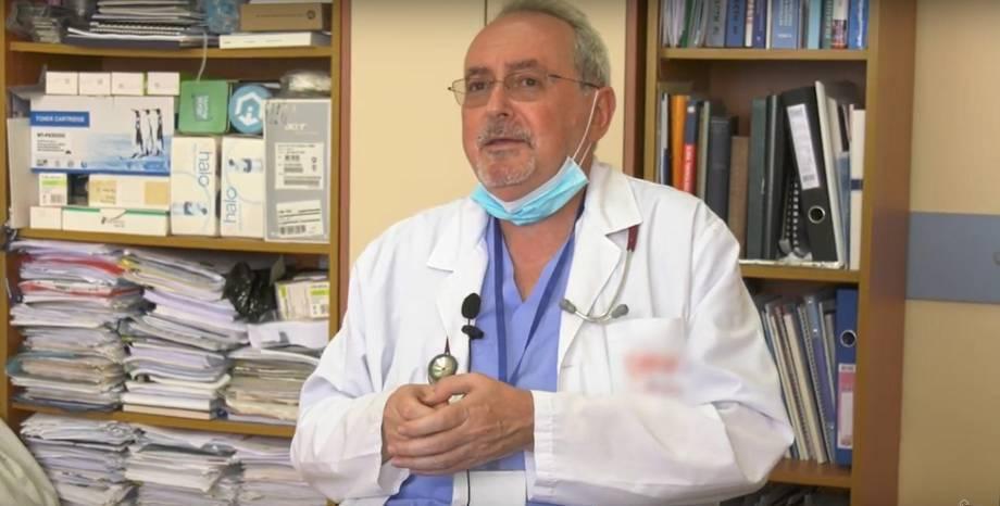 """Доц. Владимир Ходжев, пулмолог в интервю за """"Лекари по време на пандемия"""""""