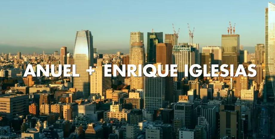 Anuel AA и Enrique Iglesias представят