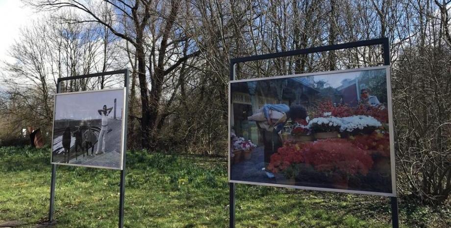 Любопитна изложба на открито в Германия, показва забележителни моменти от историята на Queen