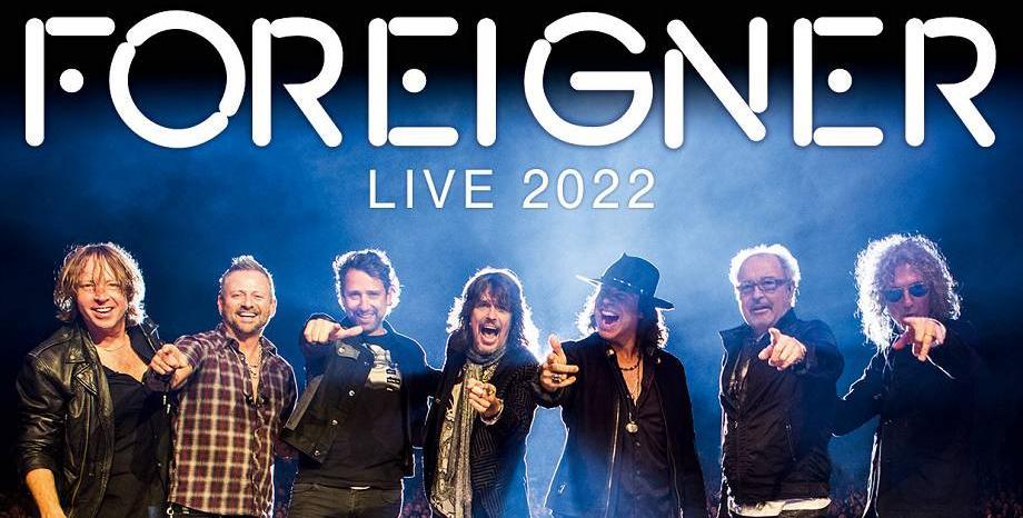 FOREIGNER се завръщат в България! Рок величията идват на 27 май 2022 с невероятно шоу в Зала 1 на НДК