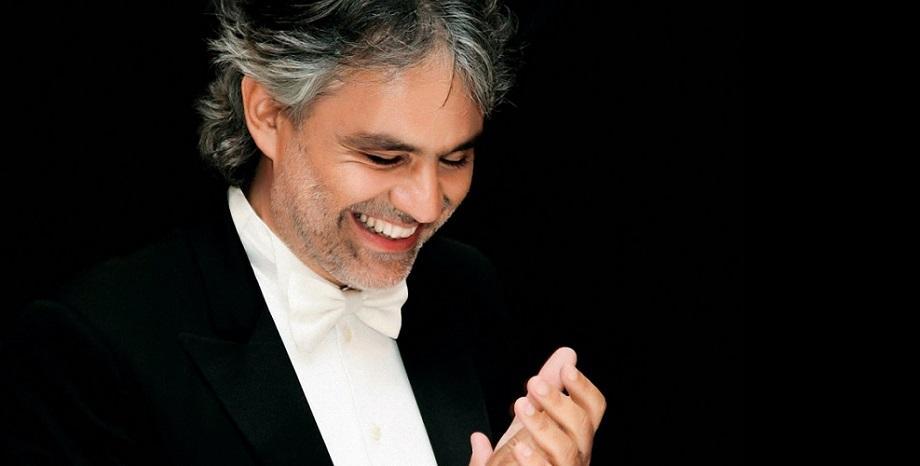 Andrea Bocelli ще пее на откриващата церемония на Европейското първенство по футбол