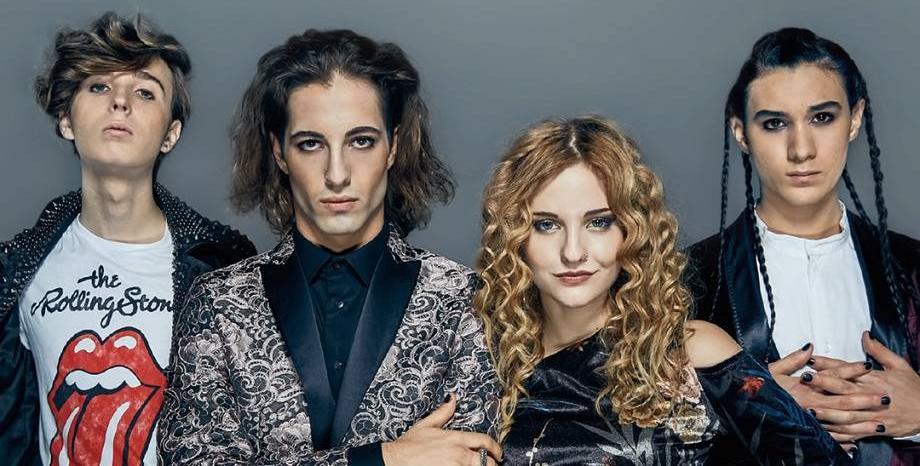Måneskin влязоха в Toп 10 на британската сингъл класация с парчето