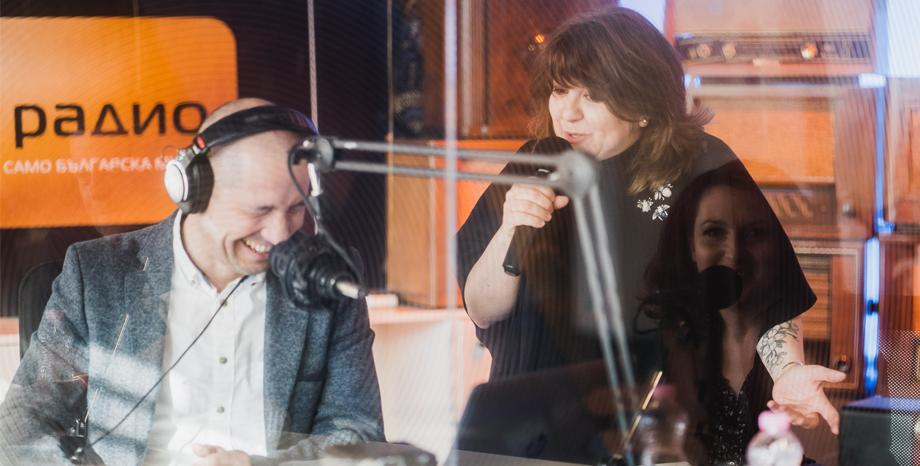 Тематична седмица в Стартер с Вдъхновителите Тоника СВ и Стефан Диомов