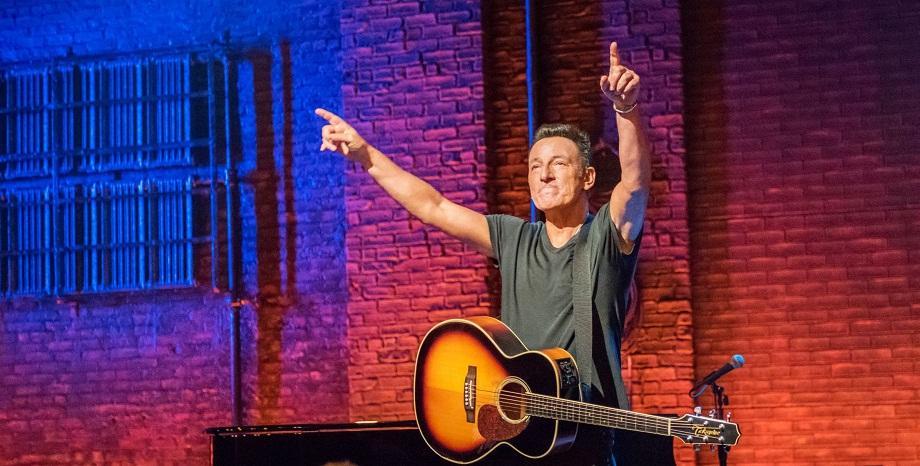Bruce Springsteen се завръща на Бродуей