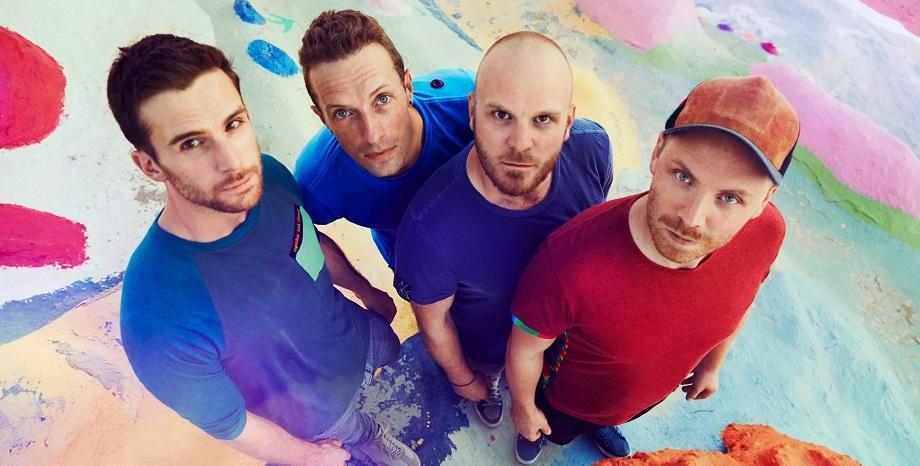Coldplay с официално видео към новия сингъл