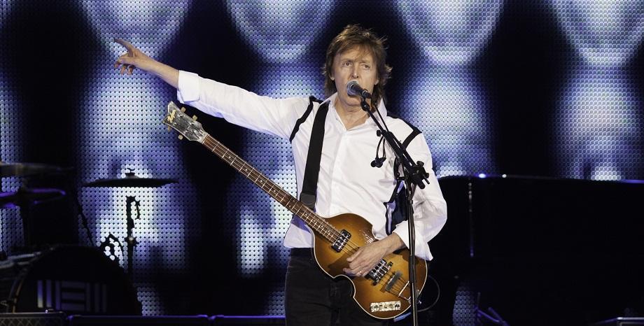 Paul McCartney обяви първите дати от турнето си през 2018