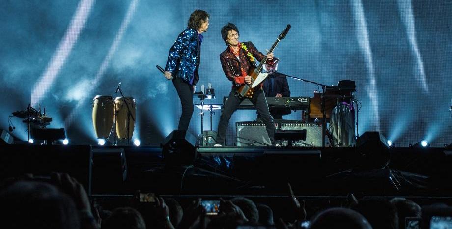 The Rolling Stones събра 50 000 зрители на концерт в Прага