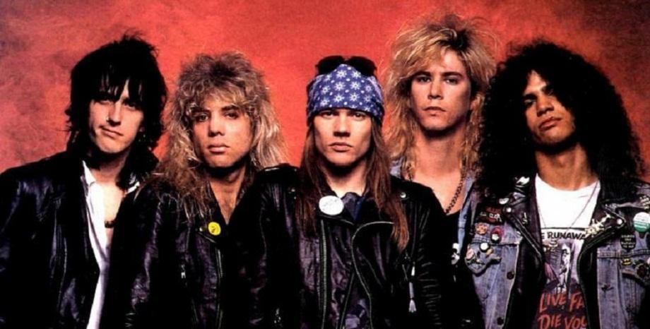 """Guns N` Roses отново са в Billboard Top 10 с преизданието на """"Appetite For Destruction"""""""