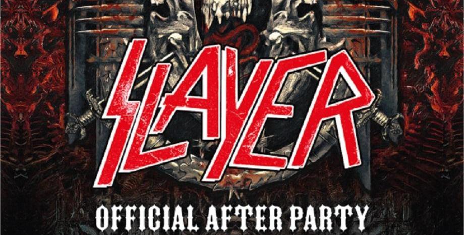 """Официално афтърпарти след концерта на Slayer с гости Satyricon - """"Grindhouse Skate Club"""""""