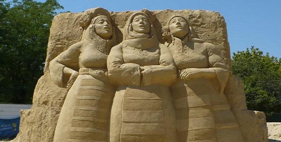 Откриват Фестивала на пясъчните скулптури в Бургас