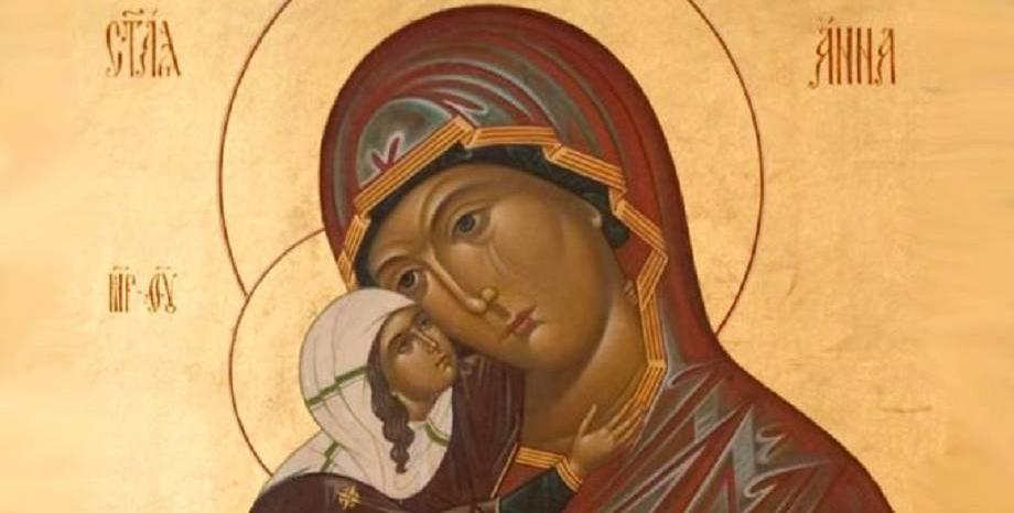 Днес православната църква отбелязва Успение на Света Анна
