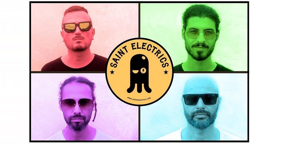 Saint Electrics с нов сингъл и видео -