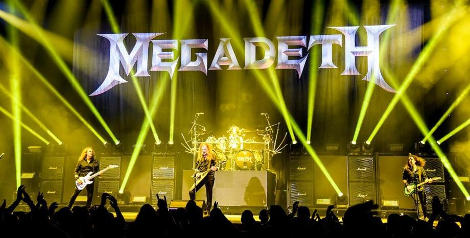 "Megadeth издават акустичен албум - ""Unplugged In Boston"""