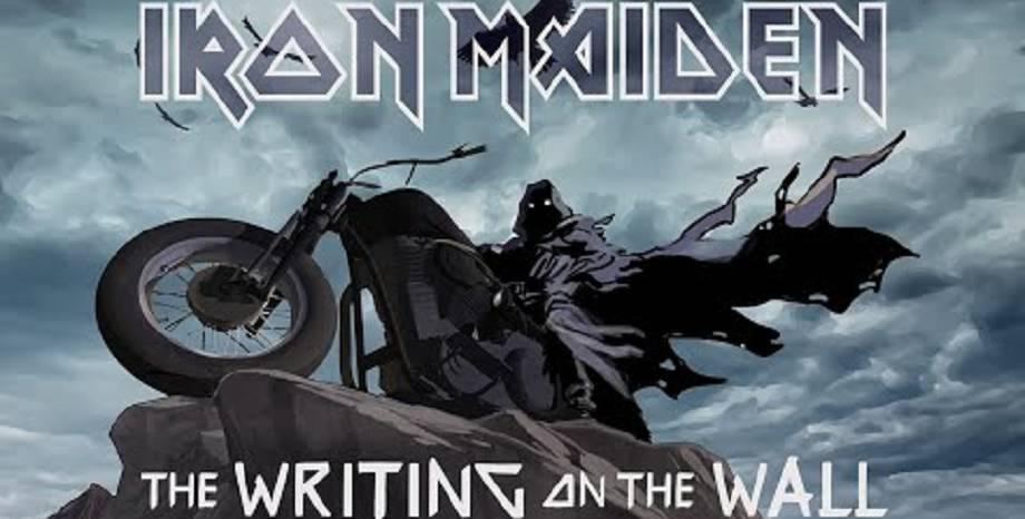"""Iron Maiden с първи сингъл от 6 години насам – Чуйте """"The Writing On The Wall"""" и вижте клипа към парчето"""