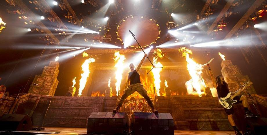 Iron Maiden обявиха своя 17-и студиен албум -