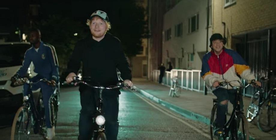 Ed Sheeran и видеото към