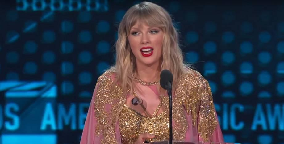 Taylor Swift чупи рекорди с новия ѝ албум Folklore