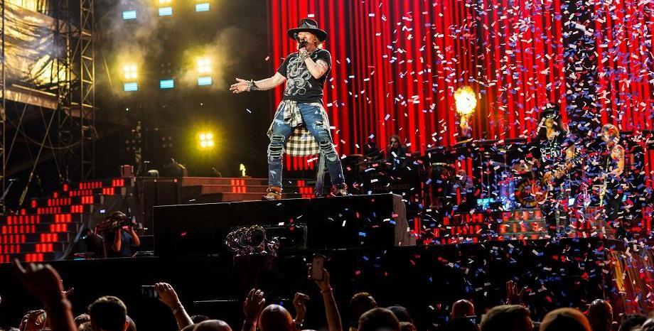 Guns N' Roses обявиха пренасрочените дати в Европа за 2021-ва