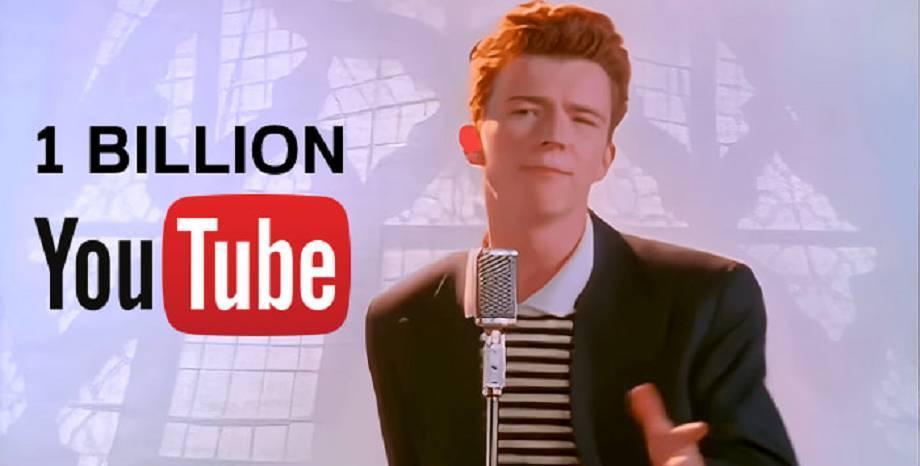 Любим хит от 80-те с над 1 милиард гледания в YouTube