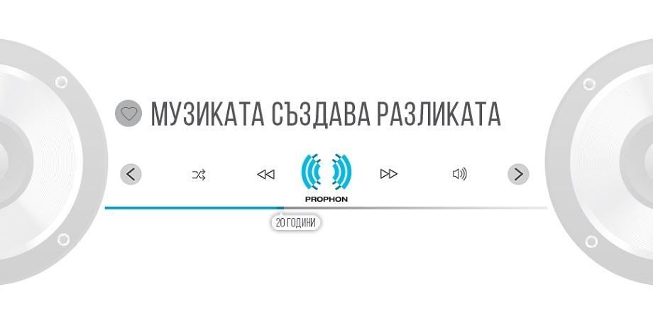 ПРОФОН търси истории, в които Музиката създава разликата