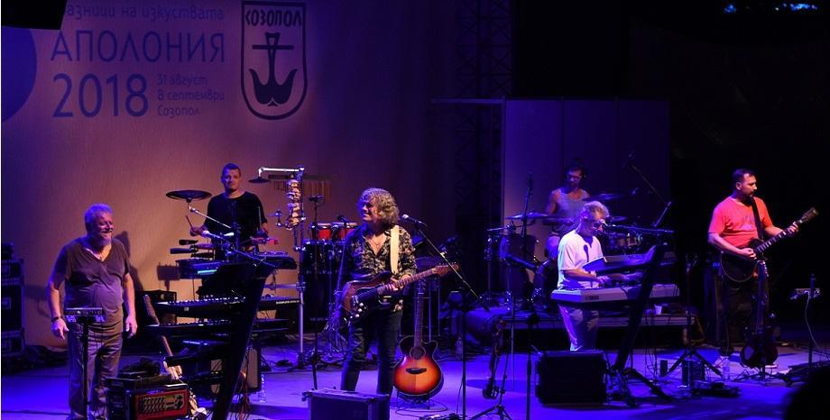 ФСБ отбелязаха 40 години на сцена с концерт на Празници на изкуствата Аполония