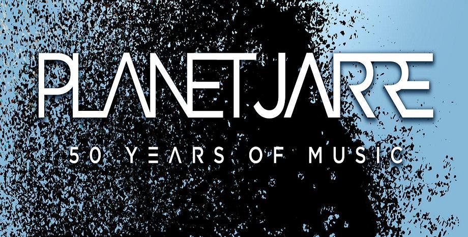 Премиера на юбилейната колекция на Жан-Мишел Жар - 'PLANET JARRE'!