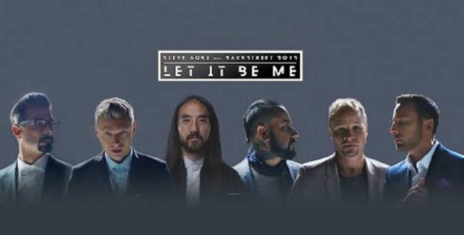 Backstreet Boys и Steve Aoki отправят послание за любов и толерантност с общ сингъл