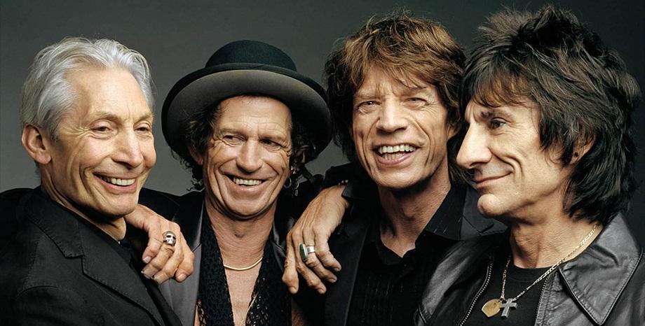 The Rolling Stones са първата група, заставала на върха на чарта за албуми на Острова в 6 различни десетилетия