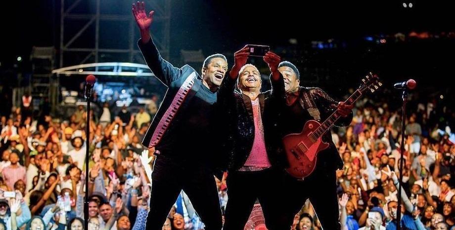 Братята на Michael Jackson - The Jacksons с концерт в България на 3 септември 2021