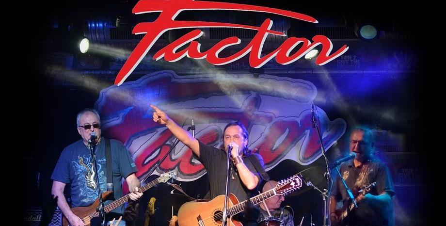 """Група """"Фактор"""" с бутиков концерт в Joy Station на 18 септември"""