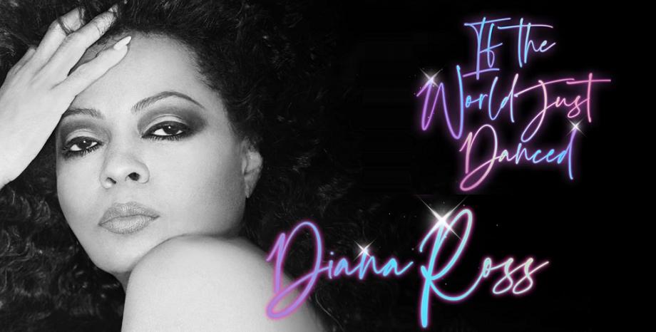"""Diana Ross с нов денс хит – """"If The World Just Danced"""""""