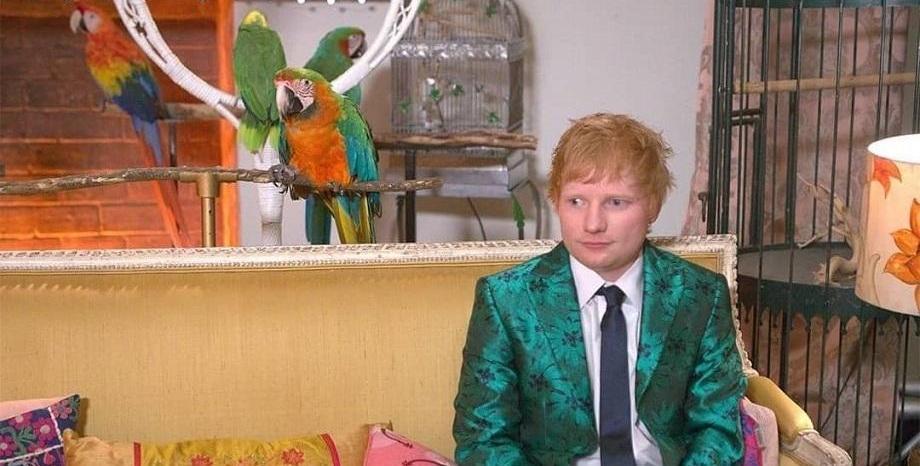 Ed Sheeran представи