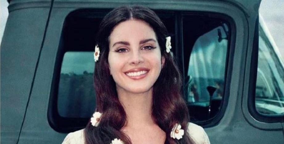 Lana Del Rey обяви своя осми студиен албум - Blue Banisters