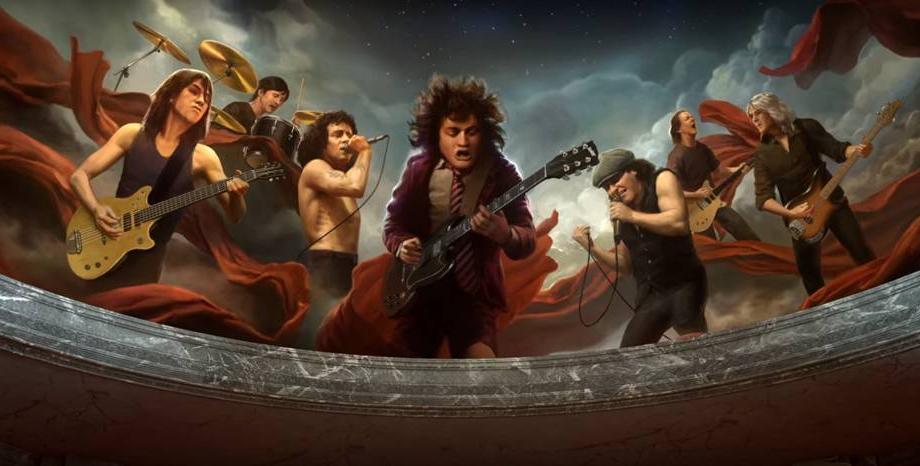 AC/DC представиха официално видео към парчето