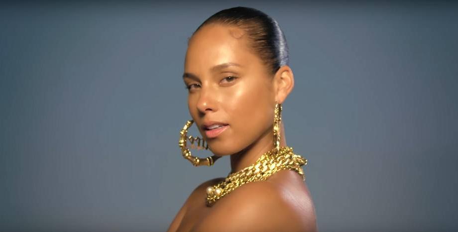 Alicia Keys представя новия си сингъл