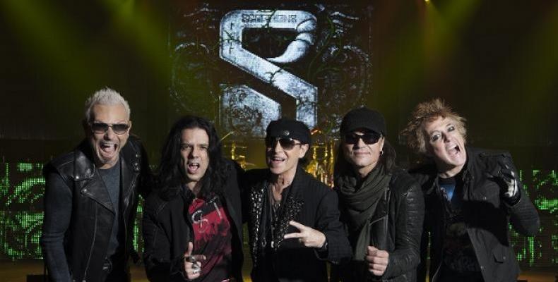 Scorpions отмениха концертите си в САЩ