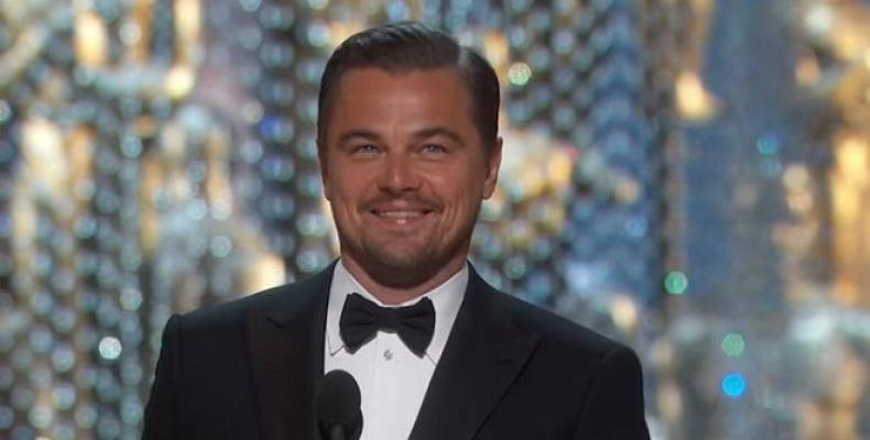Още една голяма роля за Leonardo DiCaprio