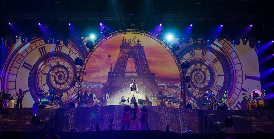 Две сцени и пълна Арена Армеец очакват зрелищното шоу нa DJ BOBO