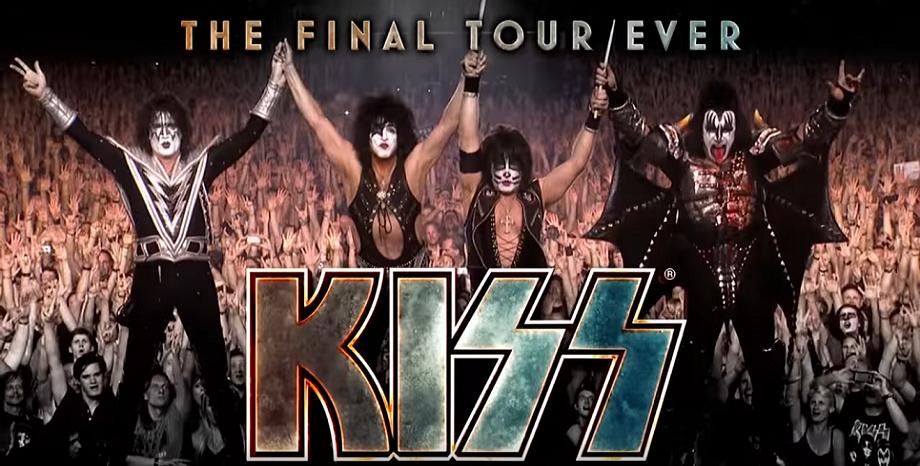 KISS анонсираха първите дати от турнето