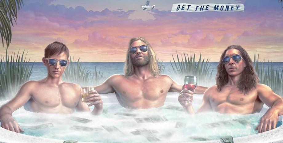 Пилотен сингъл от предстоящия албум на Taylor Hawkins от Foo Fighters & The Coattail Riders