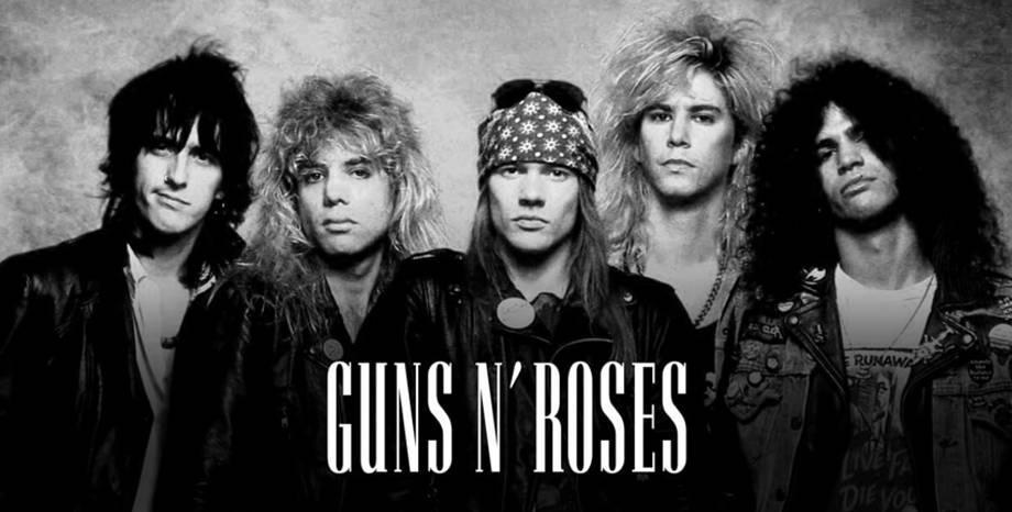 Още един видеоклип на Guns N' Roses с над 1 милиард гледания в YouTube -