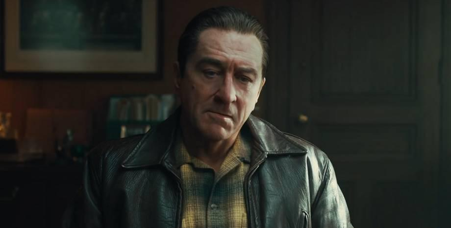 The Irishman с фурор на филмовия фестивал в Лондон