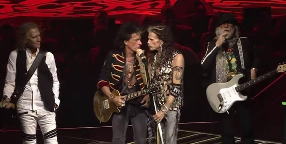 Благотворителната фондация MusiCares обяви групата Aerosmith за Личност на годината за 2020