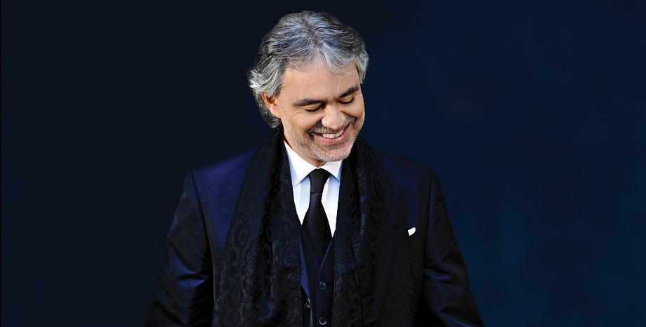 Andrea Bocelli представи новия си сингъл