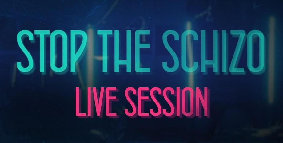 Онлайн премиера на Stop the Schizo Live Session - видео продукция от шест камери, симулиращa рок концерт