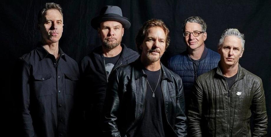 Pearl Jam отбелязват 30 години от първото си излизане на сцена