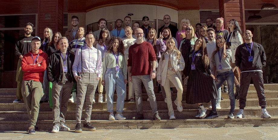 Започна второто издание на международния творчески лагер  Sofia Songwriting Camp
