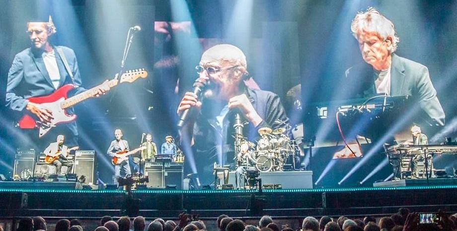 Genesis отложиха концерти от турнето им заради случай на Covid-19 в групата