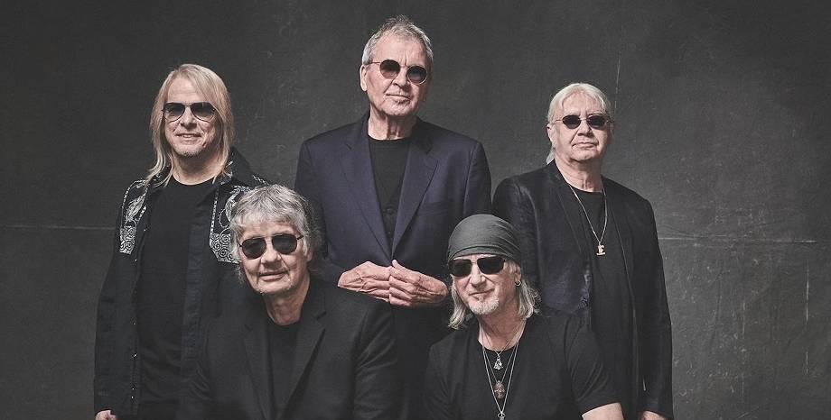 """Deep Purple обявиха албума с кавъри """"Turning To Crime"""" и представиха версия на песента """"7 And 7 Is"""" на Love"""